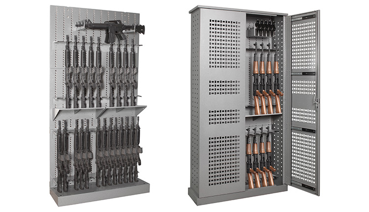 Weapons Cabinets | Business Systems & Consultants