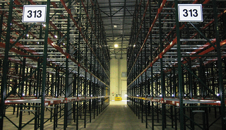 Pallet Racking Systems | Business Systems & Consultants