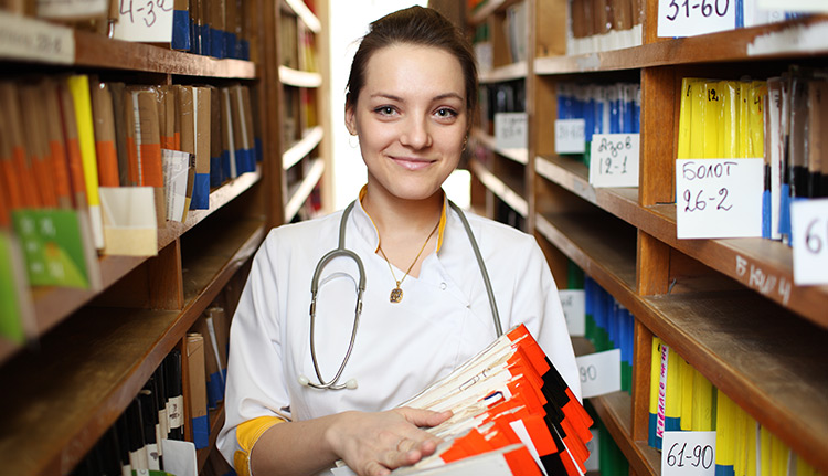 Radiology Filing Supplies | Business Systems & Consultants