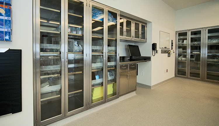 Stainless Steel Cabinets | Business Systems & Consultants