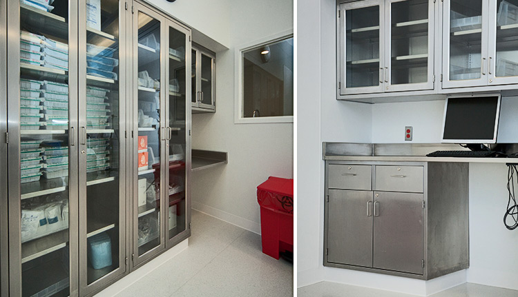 Stainless Steel Cabinets |Business Systems & Consultants