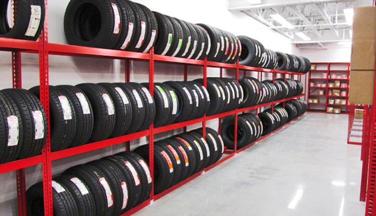 Automotive Storage Racks | Business Systems & Consultants
