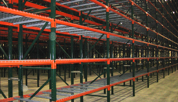 Wire Decking   Business Systems & Consultants
