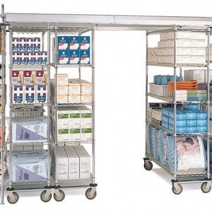 Wire Shelving Units   Business Systems & Consultants