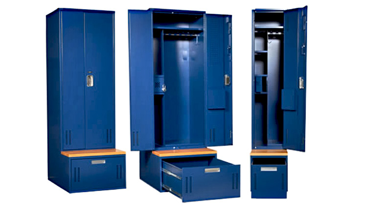 Tactical Police Lockers | Business Systems & Consultants