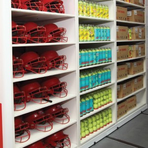 Sports Storage Systems | Business Systems & Consultants