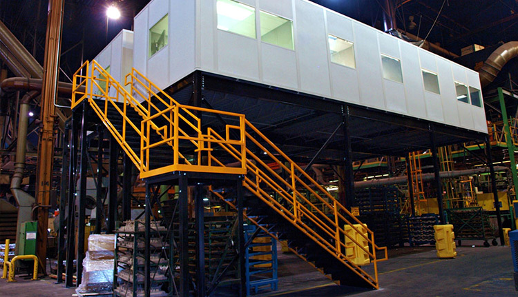 Modular Office Buildings | Business Systems & Consultants