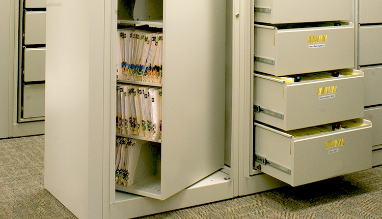 Rotary Files | Business Systems & Consultants