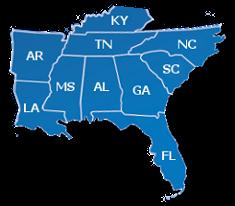 States We Service