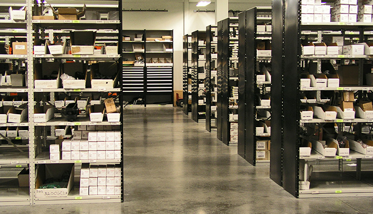 Industrial Shelving Units | Business Systems & Consultants