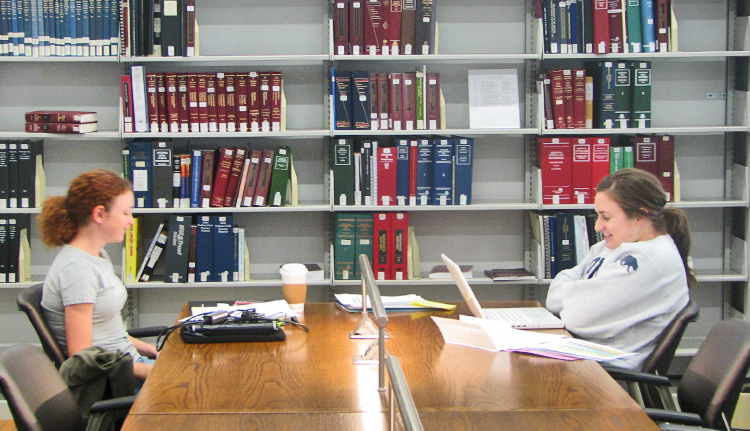 Library Shelving  Business Systems & Consultants