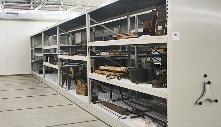 Museum Storage | Business Systems & Consultants