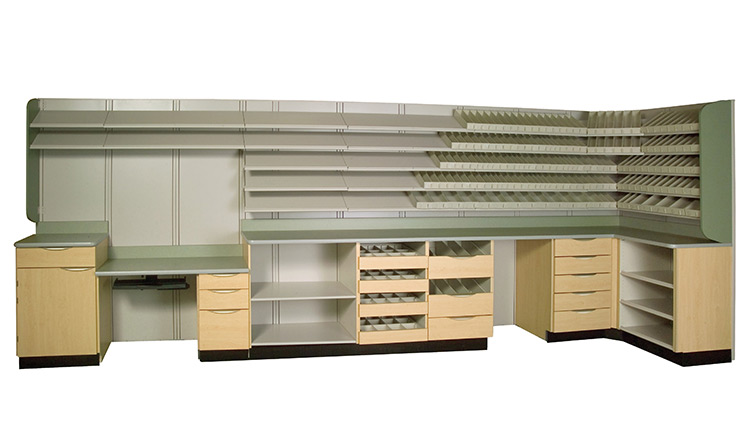 Pharmacy Shelving | Business Systems & Consultants