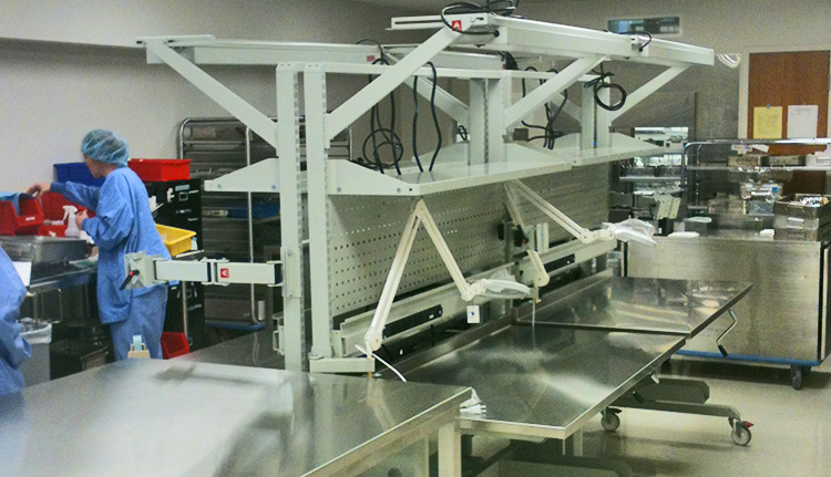 Sterile Pack Stations | Business Systems & Consultants