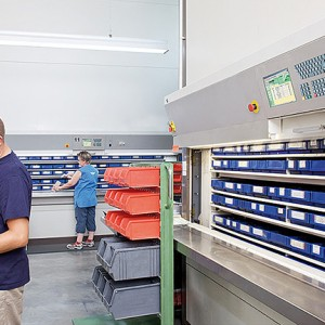 Vertical Carousels   Business Systems & Consultants