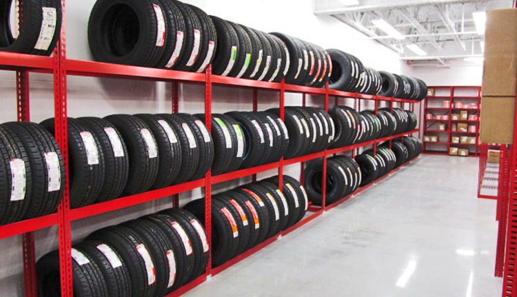 Automotive Storage Racks | Business Systems & Consultants