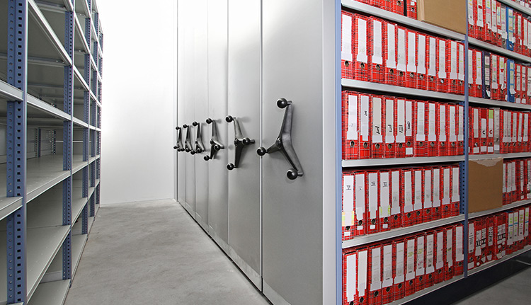 File Room Relocation Services | Business Systems & Consultants