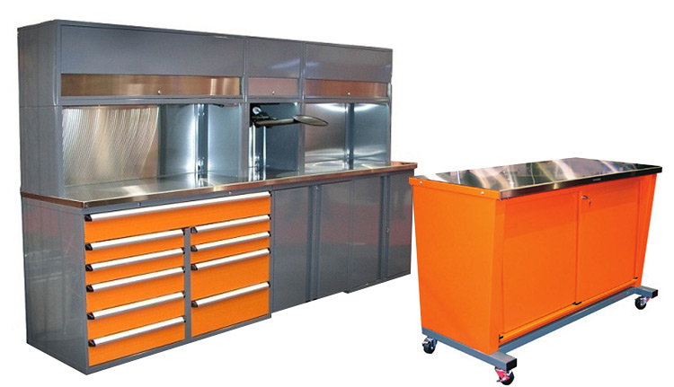 Steel Storage Units | Business Systems & Consultants