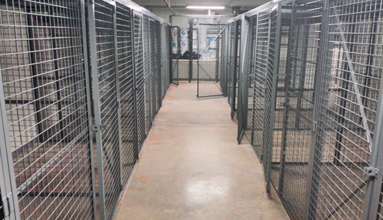 Tenant Storage Lockers | Business Systems & Consultants