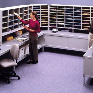 Mailroom Furniture | Business Systems & Consultants