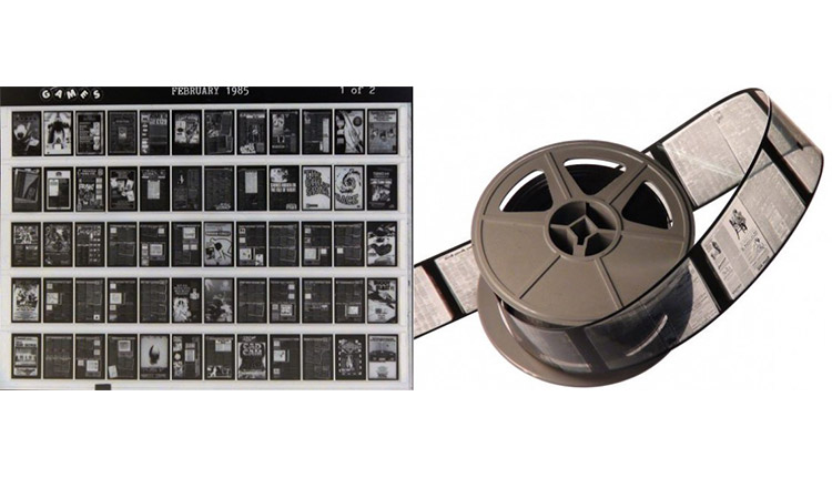 Microfilm Scanners | Business Systems & Consultants
