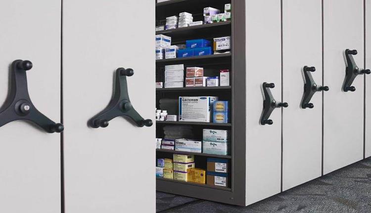 Mobile Storage Systems | Tennsco