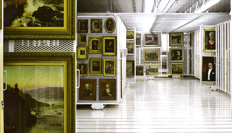 Museum & Art Storage | Business Systems & Consultants