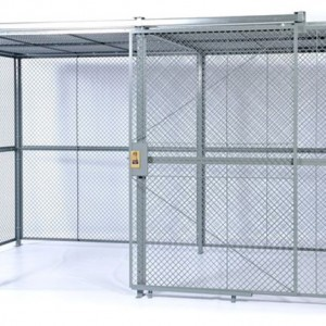 Wire Mesh Partitions | Business Systems & Consultants