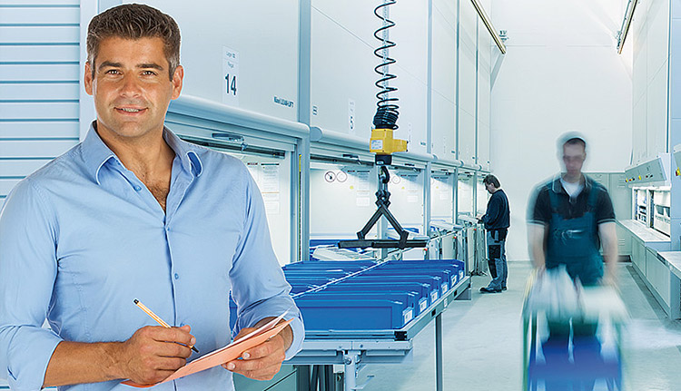 Material Handling Services | Business Systems & Consultants
