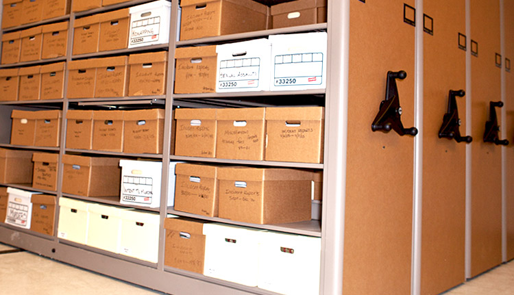 Mobile Shelving | Business Systems & Consultants