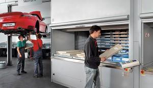 Hanel Material Handling System