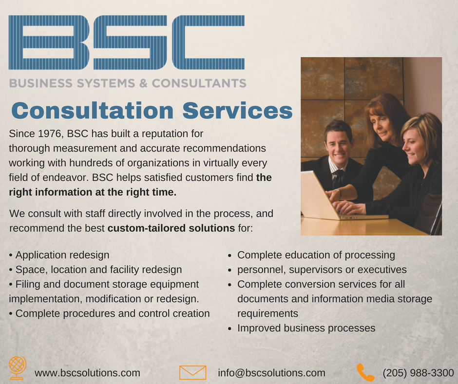 Consultation Services – We help find the perfect solution for you