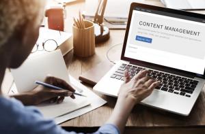 Enterprise-content-management-concept