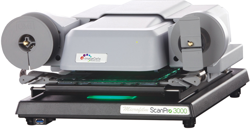 Research With The Pros… The ScanPro All-In-One