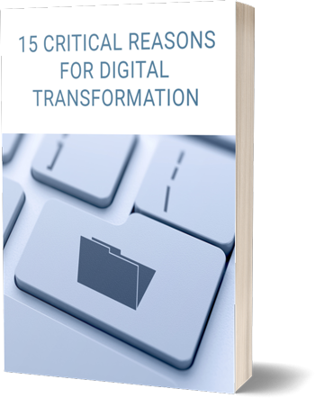 reasons for digital transformation