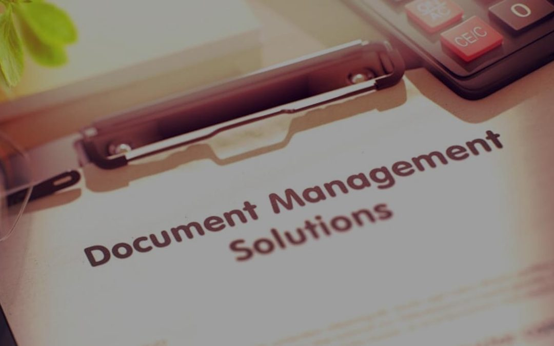 The Best Solutions for Document & Information Management