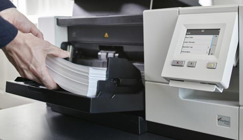 high volume scanner