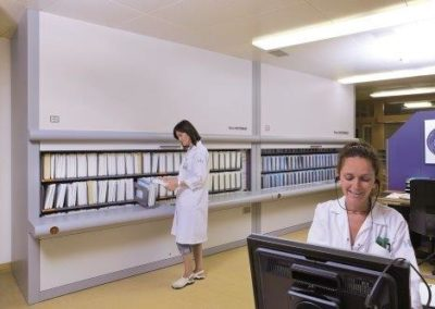 Medical Record Storage Solutions for HealthCare Industries