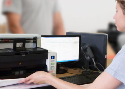 Get your Documents Under Control with BSC's Scanning Services