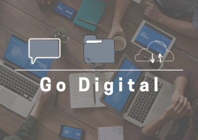 Stop Wasting Money in the Office by Going Completely Digital