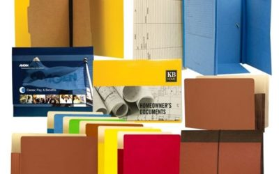 Keep Organized with Document Filing Supplies